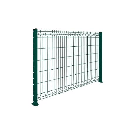 Lot de 5 Panneaux Rigides Vert - Largeur 2M / Hauteur 1.23M