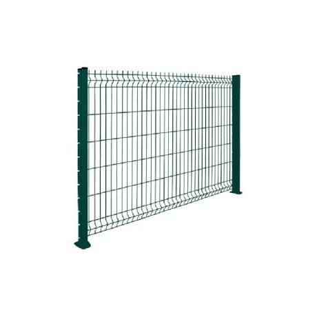 Lot de 10 Panneaux Rigides Vert - Largeur 2M / Hauteur 1.53M